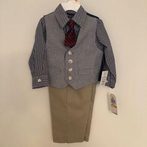 4pc Infant Formal Wear